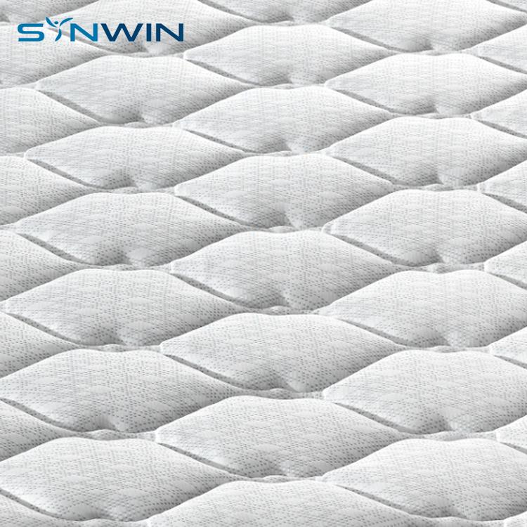 22cm roll up in box single bed custom pocket spring mattress