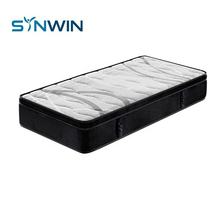 29cm foam encase used hotel lifestyle latex spring mattresses