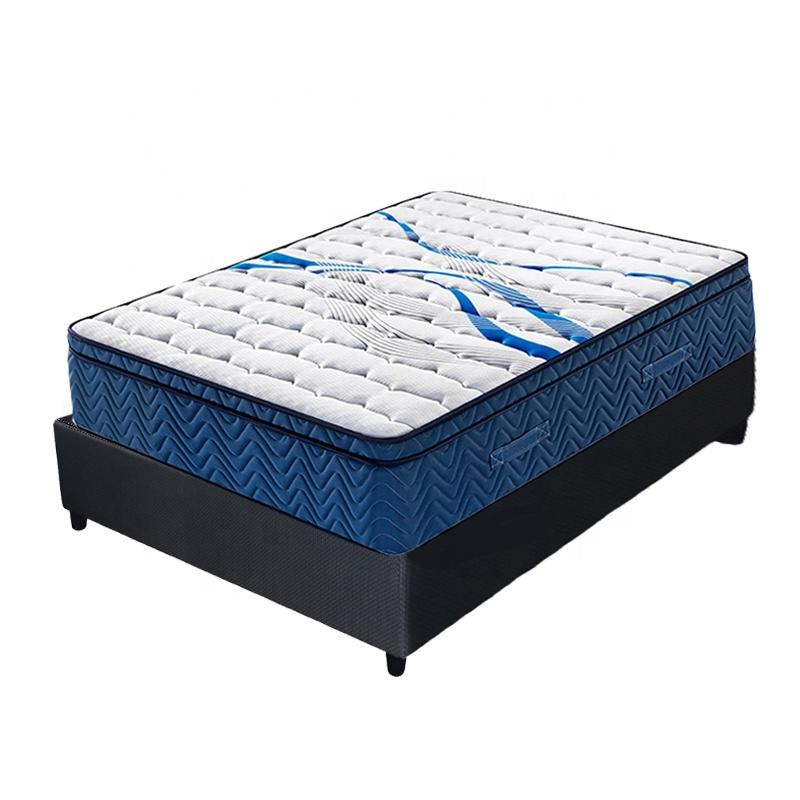 35cm Latex layer standard pocket spring mattress home furniture mattress for hotel