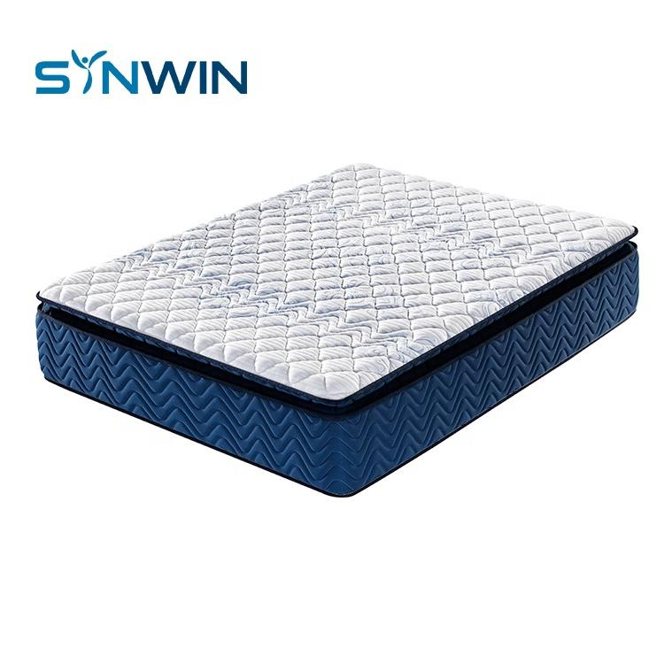 China factory memory foam health pocket spring mattresses manufacturer