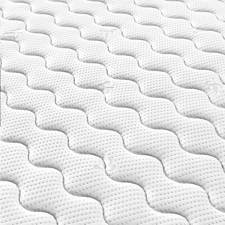 20cm economic tight top luxury pocket spring mattress