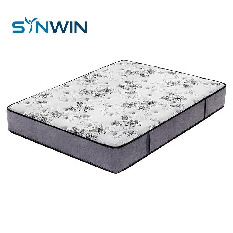 Tight top popular 25cm super king size mattress