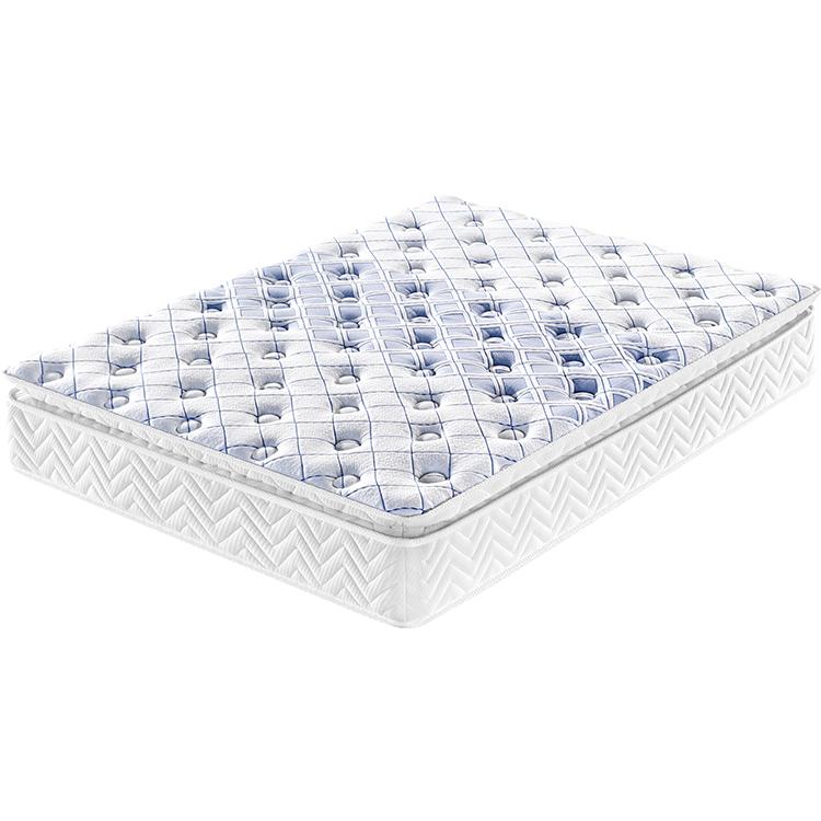 28cm memory foam pocket spring mattress pillow top amerian standard fireproof mattress
