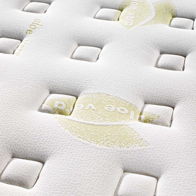 Factory direct custom size pocket spring mattress double