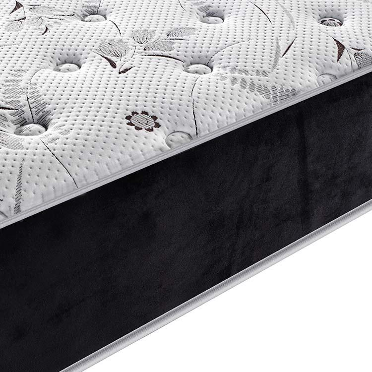 12 inch classic customized size pocket spring mattress