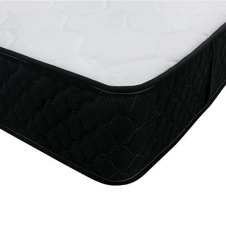 Knitted fabric Foldable King Size RolledPocket Spring Mattress