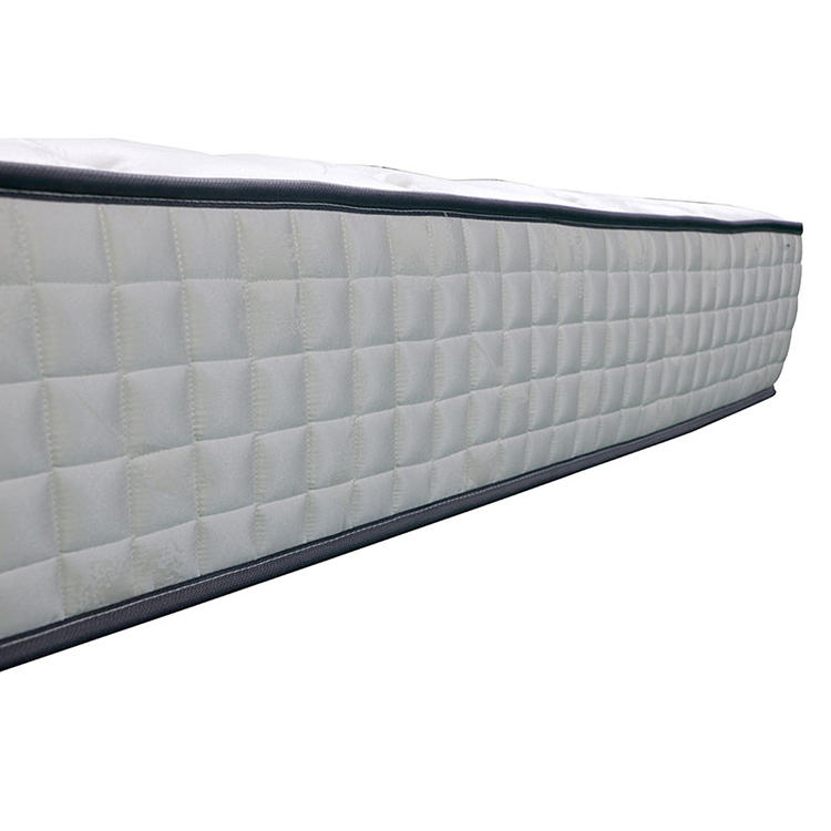 Wholesale used twin size bedroom memory foam pocket spring mattress