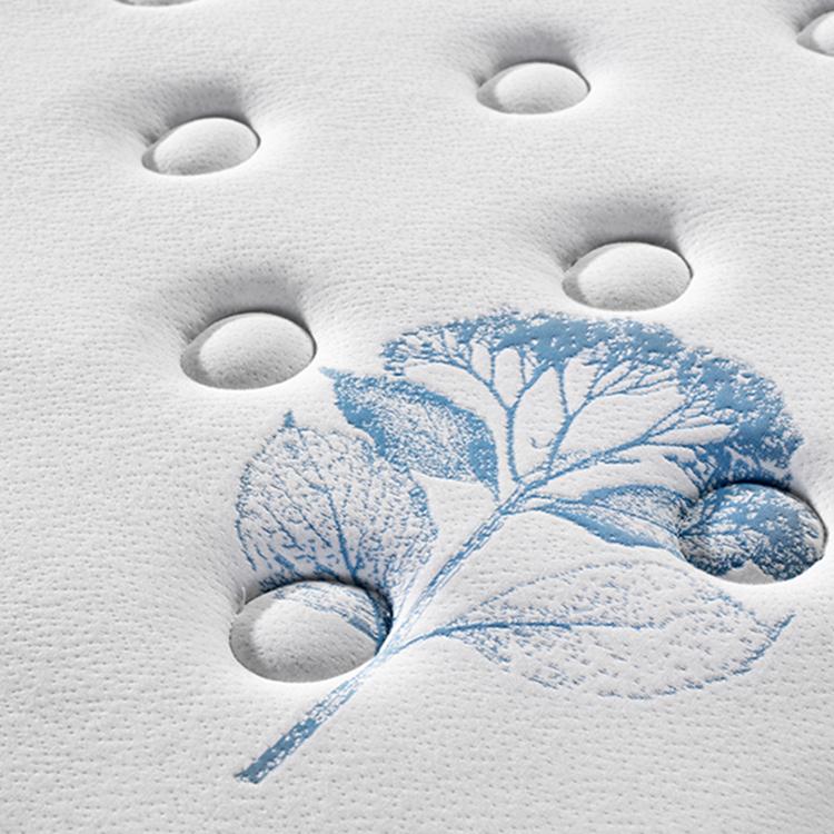 Best sleep memory foam plain pocket spring mattress