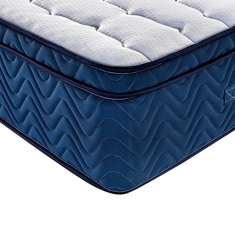 35cm Latex layer standard pocket spring mattress home furniture mattress for hotel