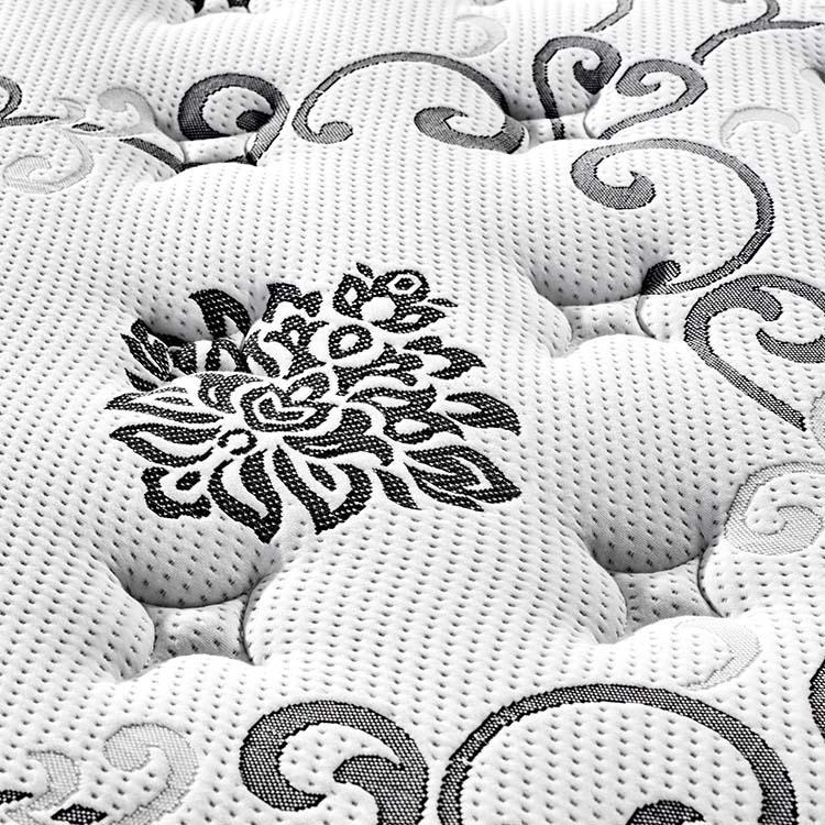 31cm pillow top standard Saudi Arabia matrasses pocket spring mattress