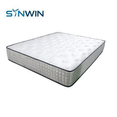 Wholesale used twin size bedroom memory foam pocket spring mattress