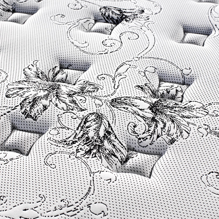 32cm comfort foam tight top well sleep pocket spring mattress