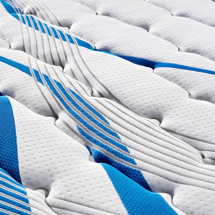 Modern Furniture Best Mattress in 2020 Euro-Top Latex and Pocket Coil Mattress