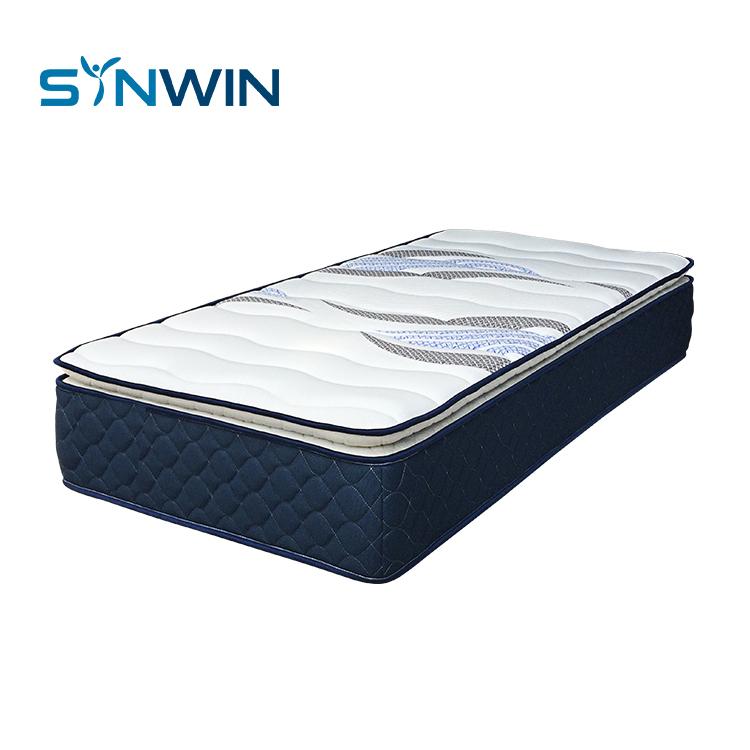 New Design Home FurnitureMemory Foam Mattress with pillow Top New DesignPocket Spring mattress