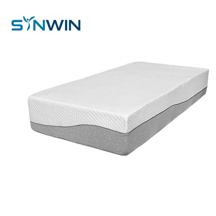 Australia ice silk wholesale compress pocket spring health mattress