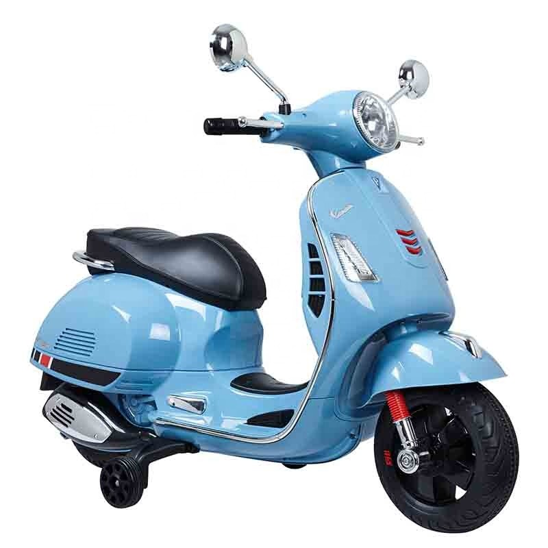 kids bike electric motorcycle ride on car power motorcycle vespa
