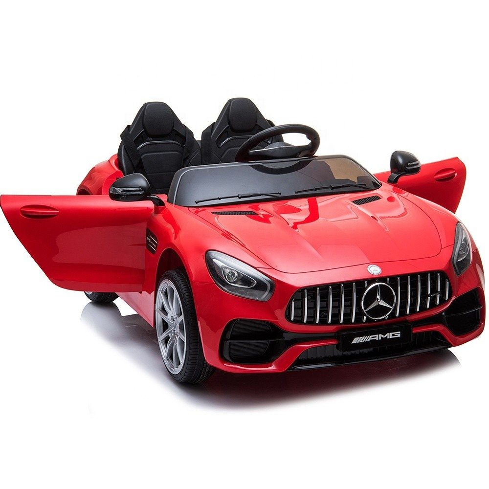 Children electric ride car toy newest kids licensed ride on car remote control