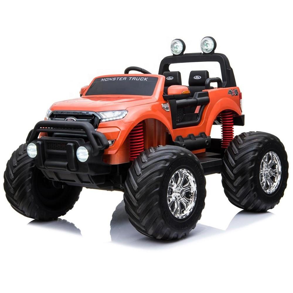New design four wheels electric children toys car Ford Rangerlicensed ride on car
