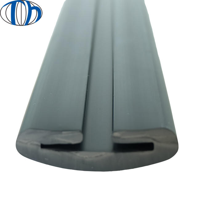 rubber PVC material of Auto car SUV front bumper protector strips