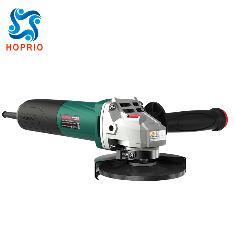 Hoprio 4.5inch Variable speed1150Wbrushless angle grinder wholesale