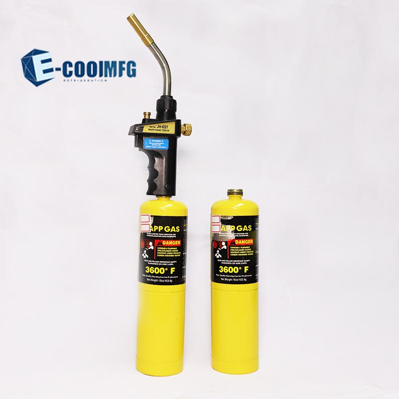 Mapp Welding torch Gas Cylinder for Welding Gun Hand Torch MAPP Gas