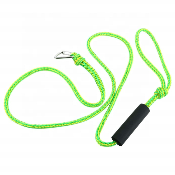 stretchable PWC bungee cordDock Line with foam floatboat accessory for Boat 4ft 5.5ft 7ft easy to use