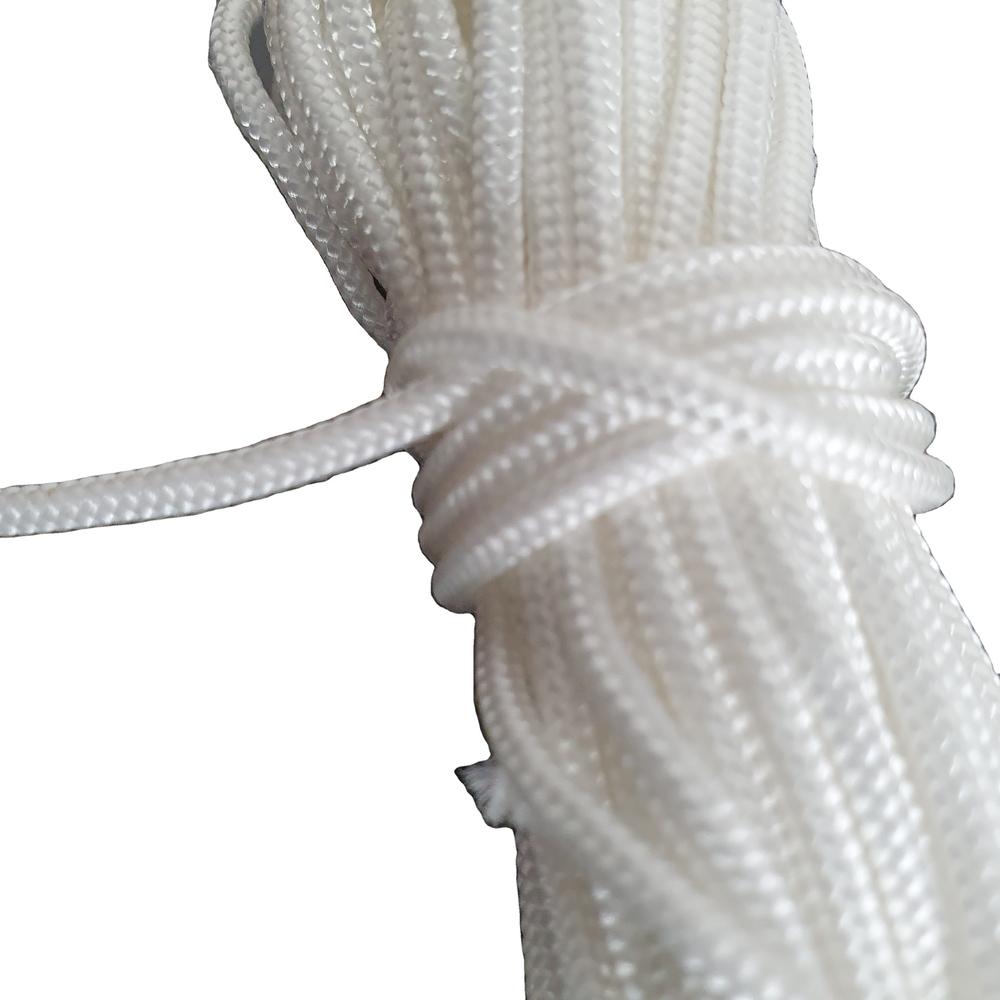 2mm*100m 16 strand High-quality Diamond Braided polyesterRope