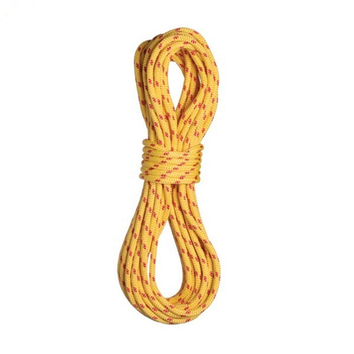 High quality customized package and sizeMFP/ PPtwisted/ braidedmooring ropefloating rope