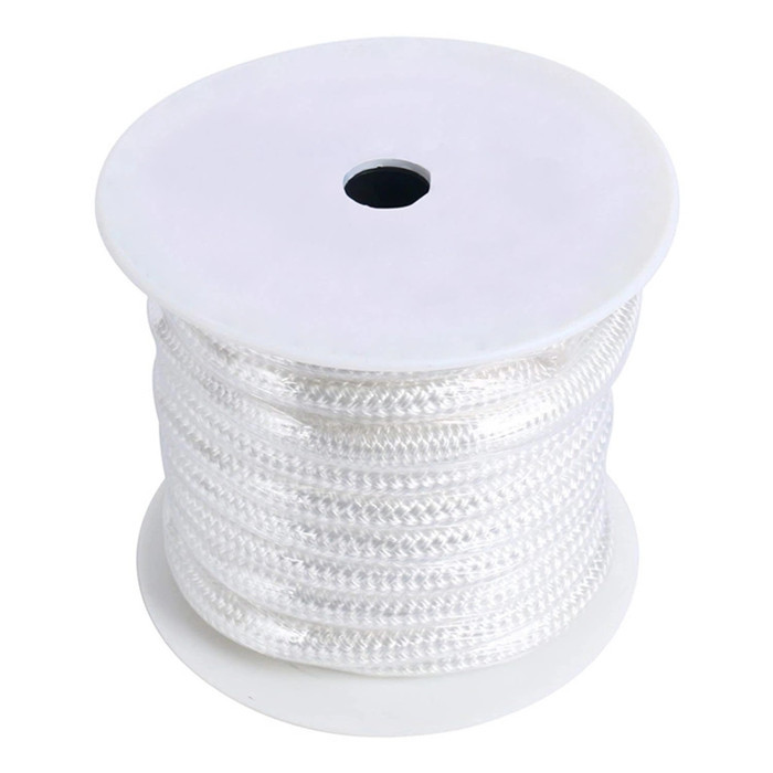 best selling item anchor line 12mm diameter double braid white color anchor rope for mooring in kayak accessory