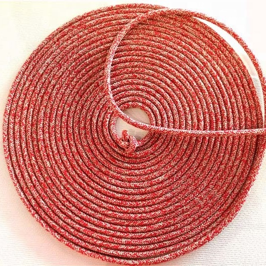 best selling sailing rope for cruise with polyester cover and UHMWPE core