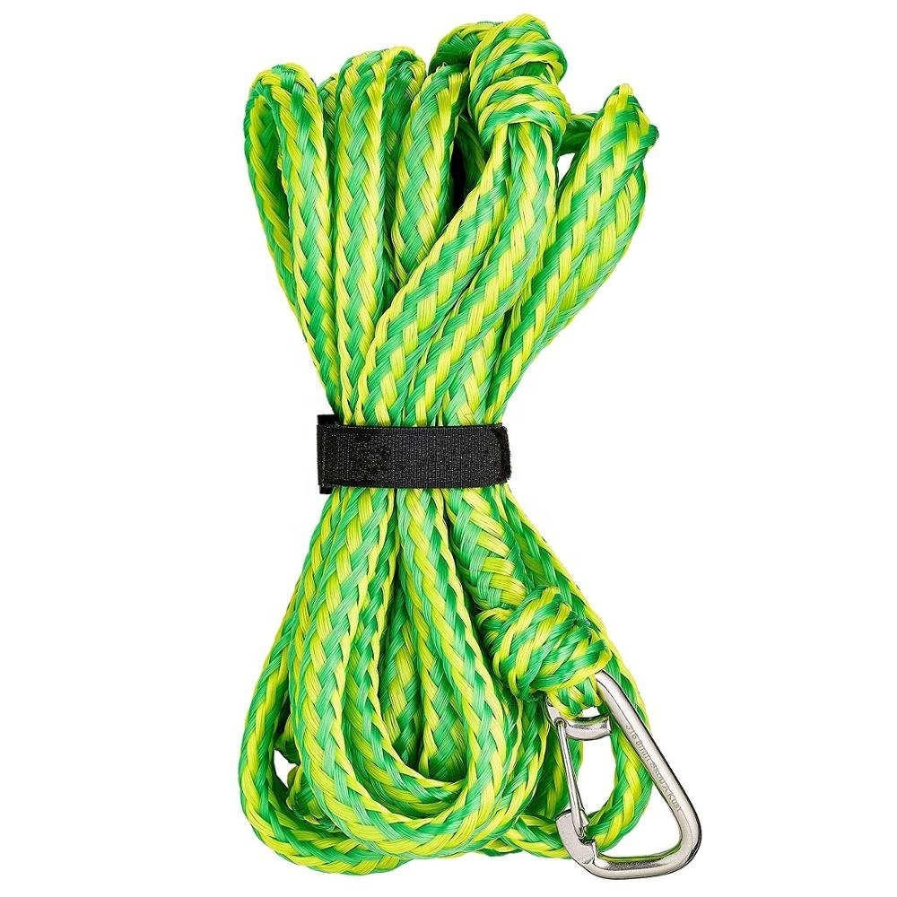 best selling floating rope PE rope pwc dock line with hooks