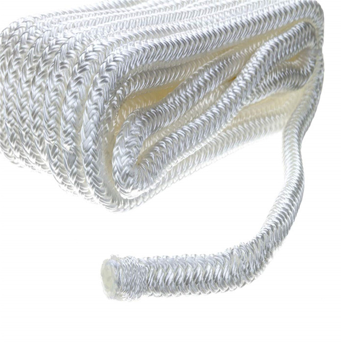 10mm to 18mmDock line dock line hot sale high qualitydouble braided of nylon dock lines for marine accessories OEM