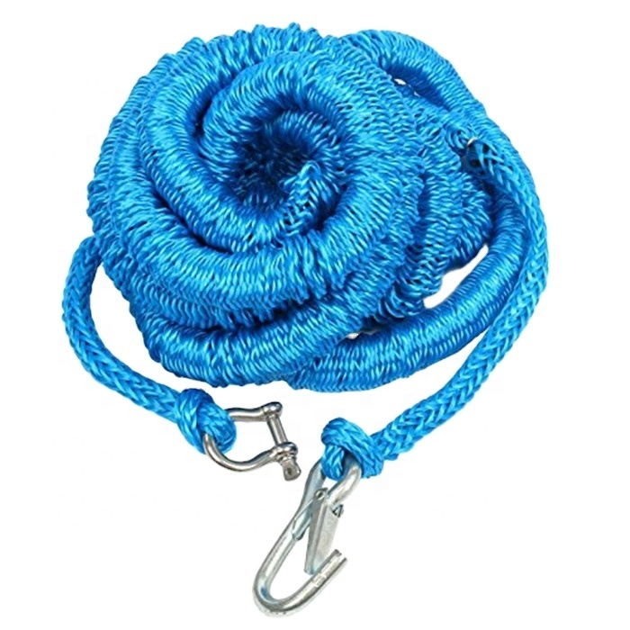 14-50ft high strength bungee anchor line dock boat rope