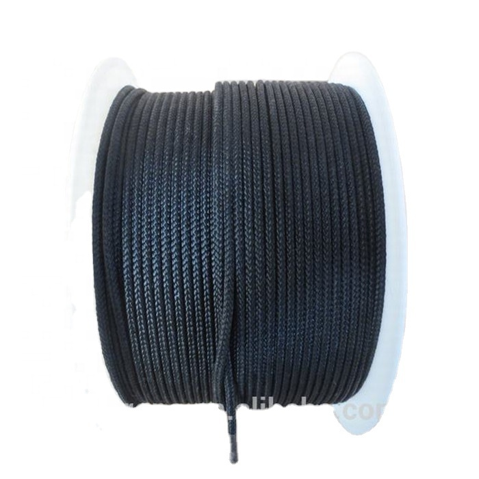 Hot performance customized package and size solid braidedpolypropylene/ MFPmooring marine rope/ anchor line