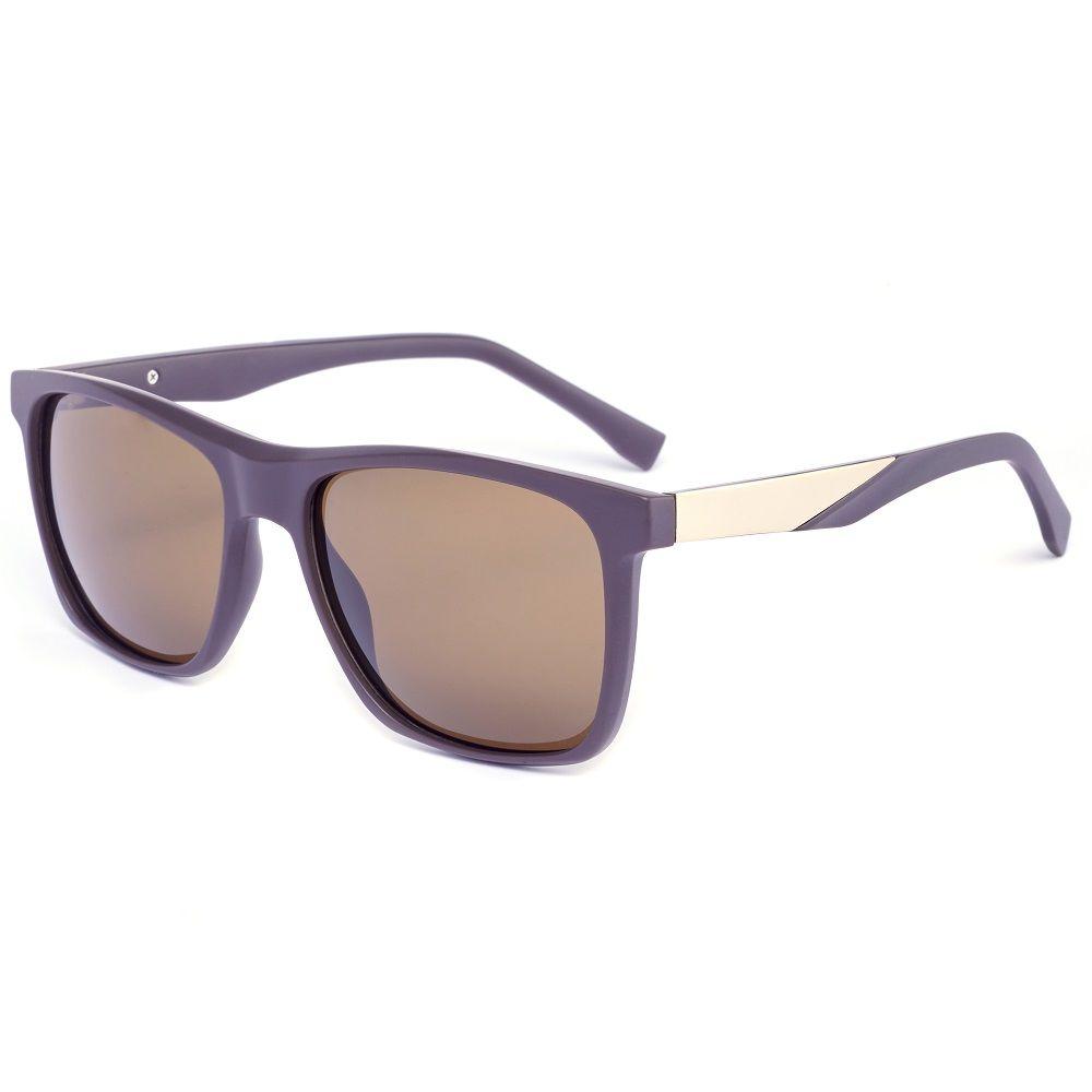 EUGENIA Big Square TR90 Sunglasses Polarized Unisex OEM Custom Sun glasses