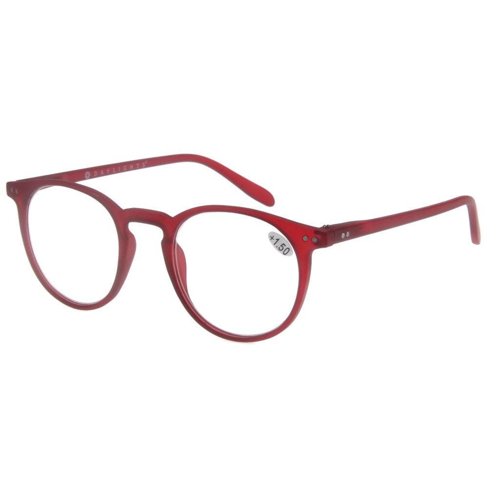 EUGENIA Hot Sale Round Plastic Latest Frames Optical Reading Glasses