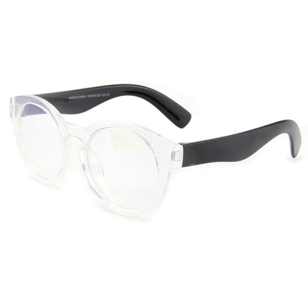 EUGENIA OEM Design Fashion Plastic Women Round Eyeglasses Frames