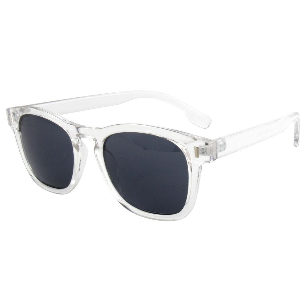 EUGENIA 2021 Sun Glasses Wholesale Manufacture Clear Transparent Unisex Sunglasses
