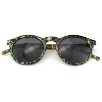 EUGENIA High end ready to ship vintage round women metal cheap sunglasses 20202021