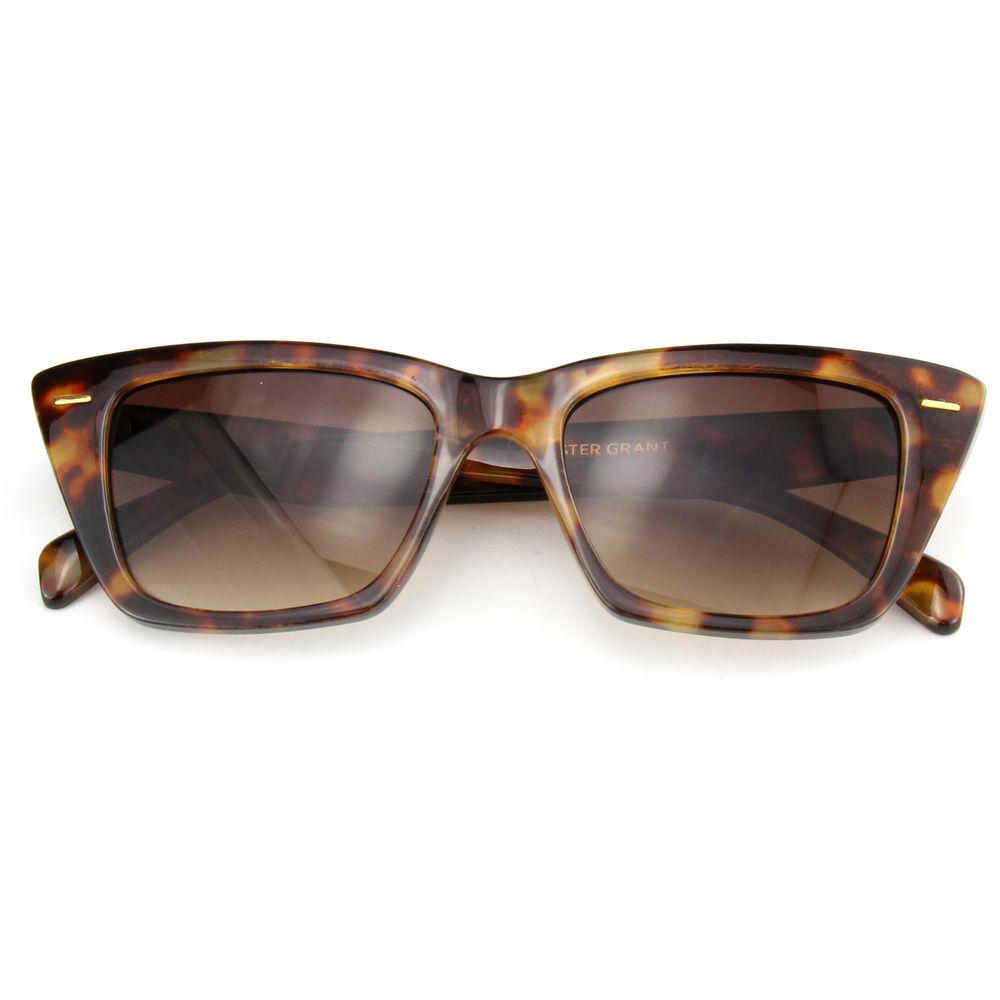 EUGENIA Luxury Pearl Style WomenSmall Frame RetroWomen UV400 Metal Legs PC lens Sun Glasses Sunglasses 2021