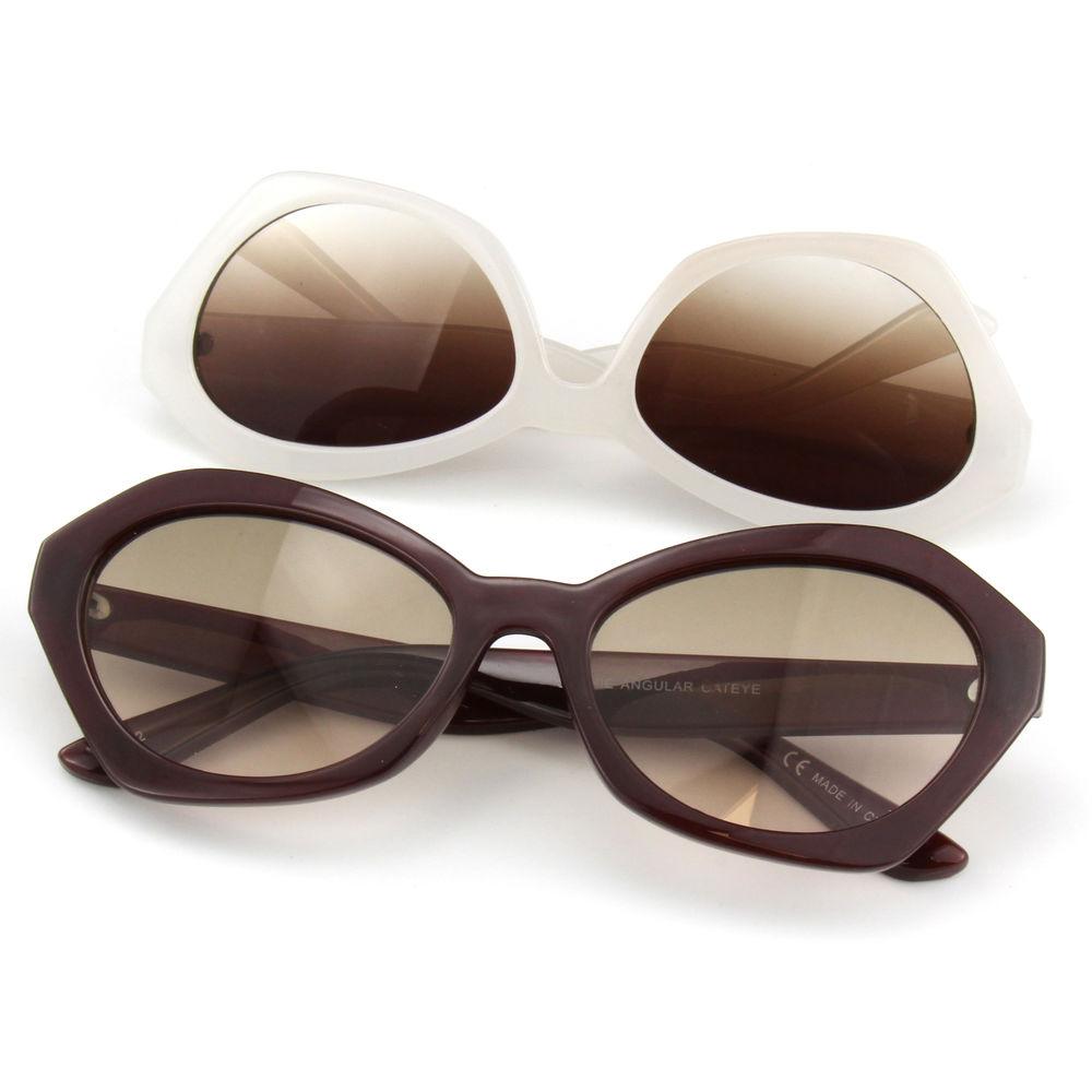 EUGENIAEyewear 2021 New Arrivals Brand Designer Metal shape Trendy Fashion Sunglasses sun glasses Women