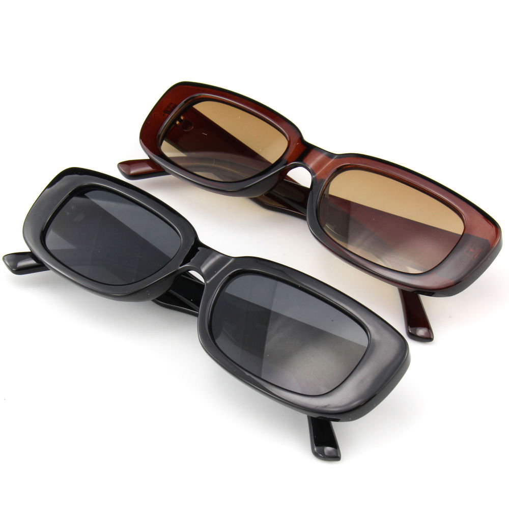 EUGENIA Small Shades Punk Fashion Retro Steampunk Trendy Women Sunglasses Glasses