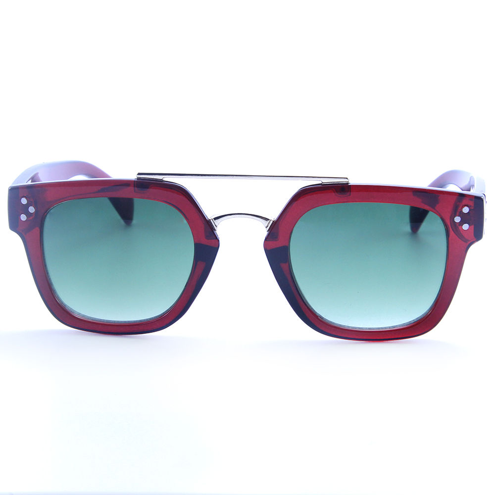 EUGENIA OEM UV400 Polarized Square Fashion Sunglasses