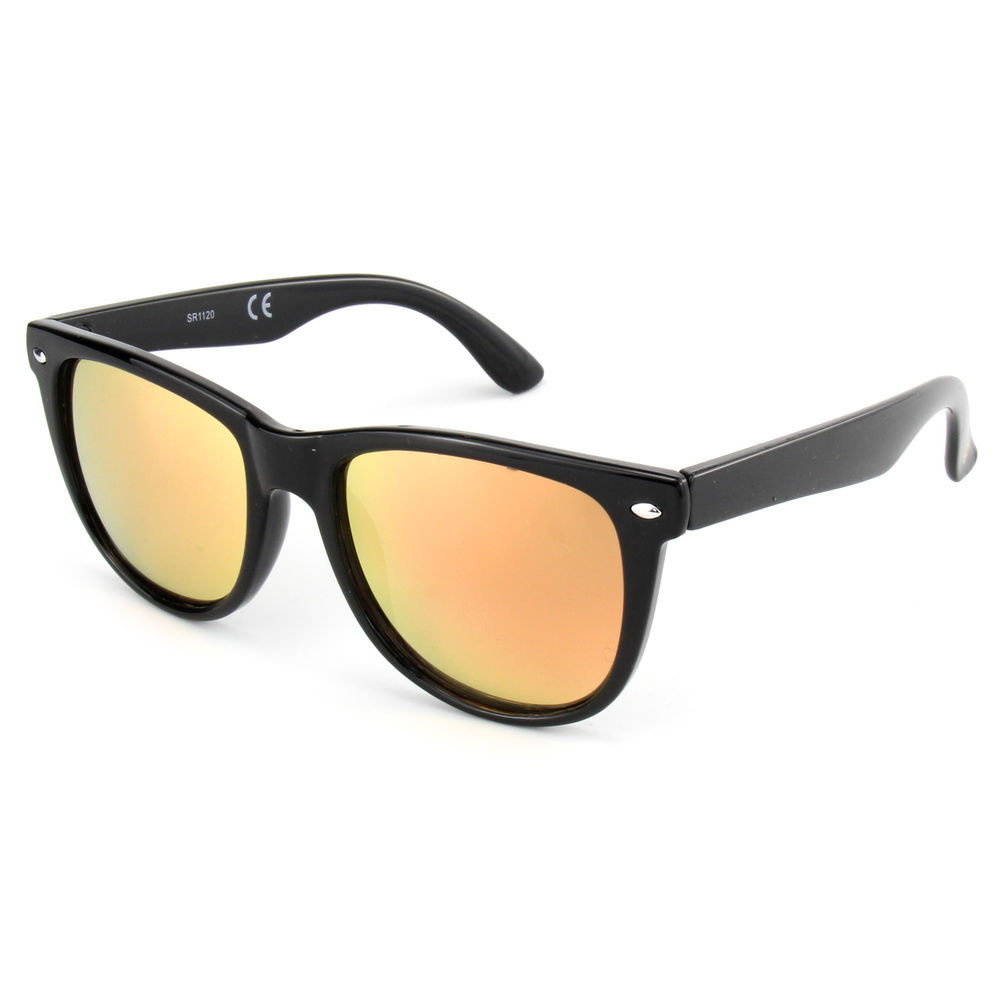 EUGENIA Wholesale Best Selling Gold Lens Cheap Price Promotional Sunglasses