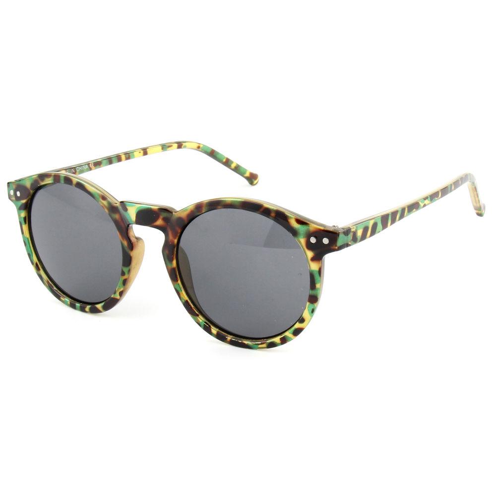 EUGENIA custom shade mens women round eyewear eye glasses sunglasses 2020 sun glasses