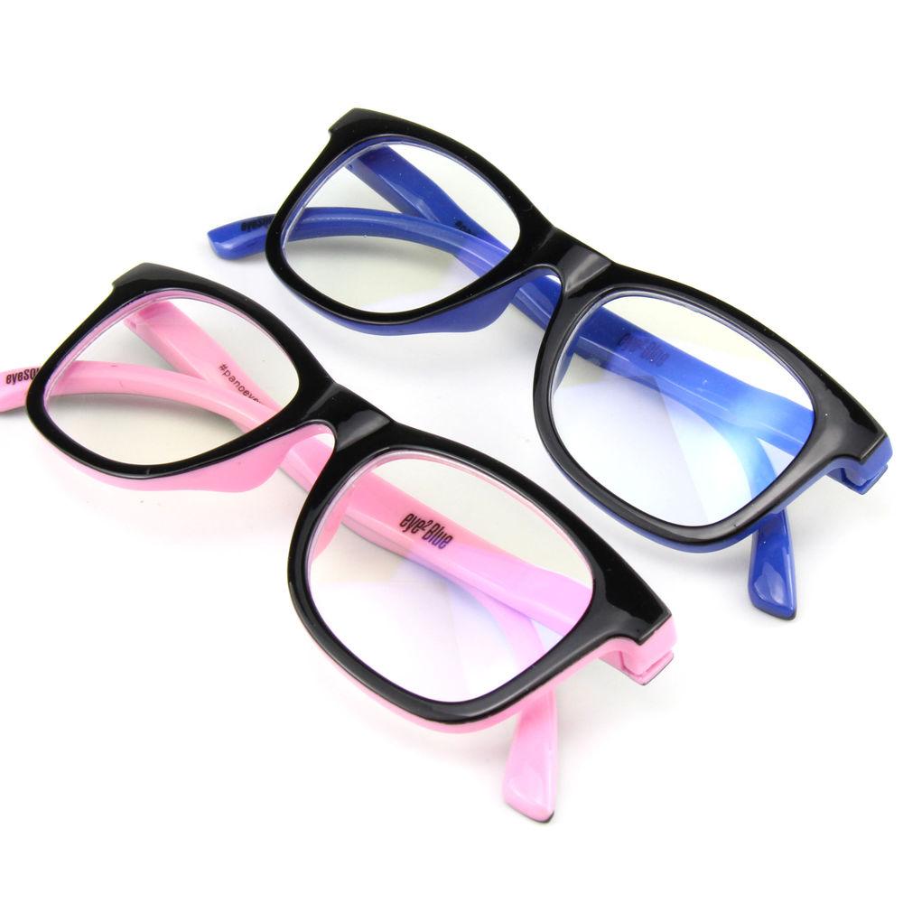 EUGENIA Girl Anti Blue Light Glasses Factory Price Blue Light Blocking Glasses for Kids