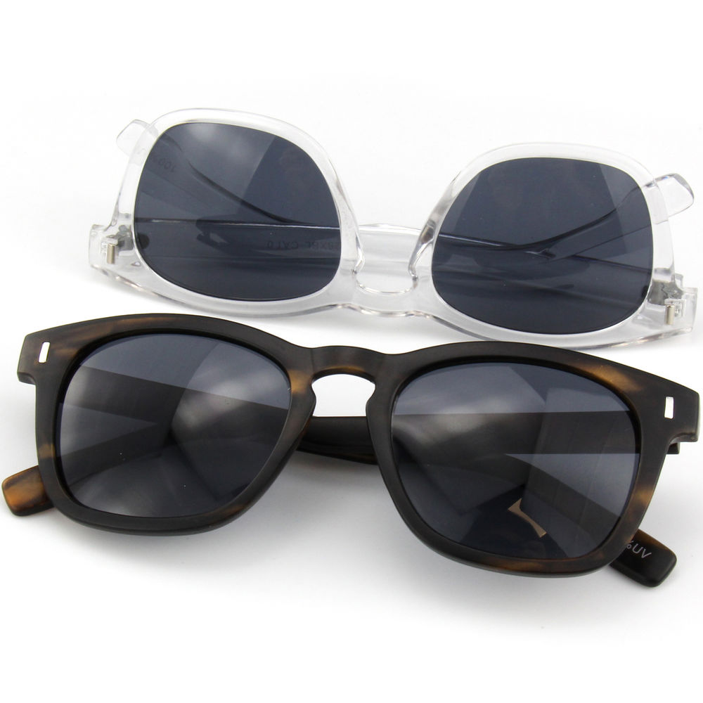 EUGENIA Sunglasses 2021 Shades Men Polarized High Quality Square Sunglasses