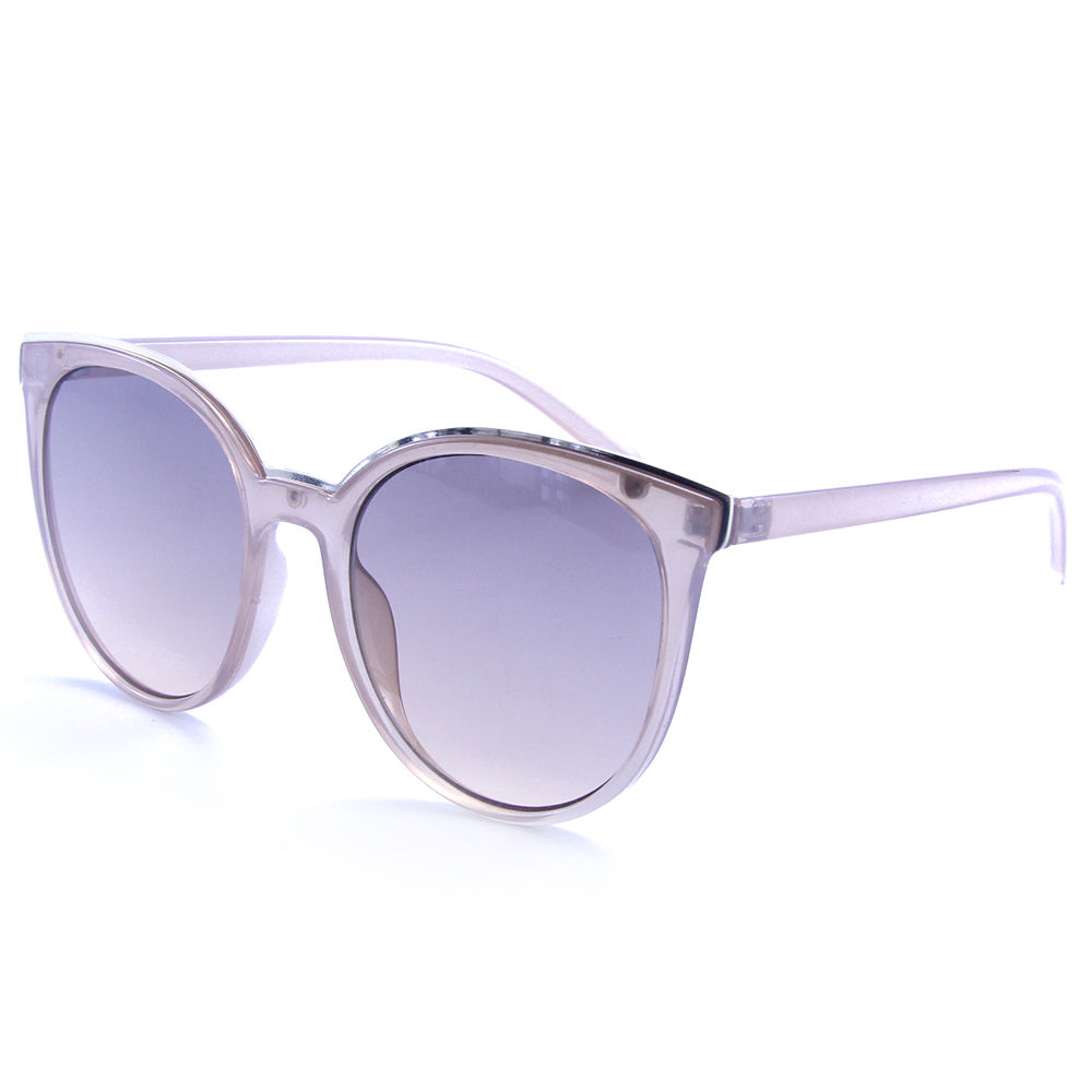 EUGENIA 2020 UV400 Round Retro Trendy Oversized Women Sunglasses