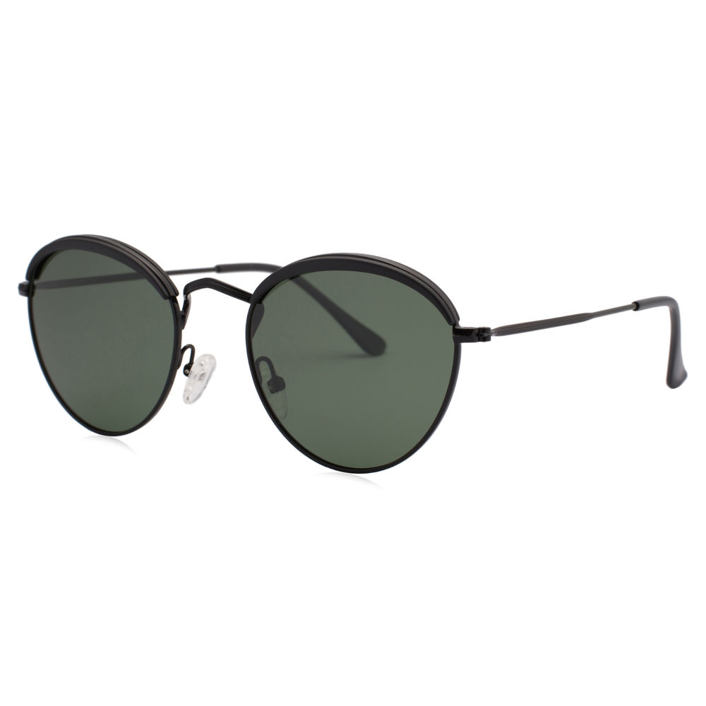 EUGENIA In Stock 2020 Hot Style Metal Round Ready Stock Sunglasses