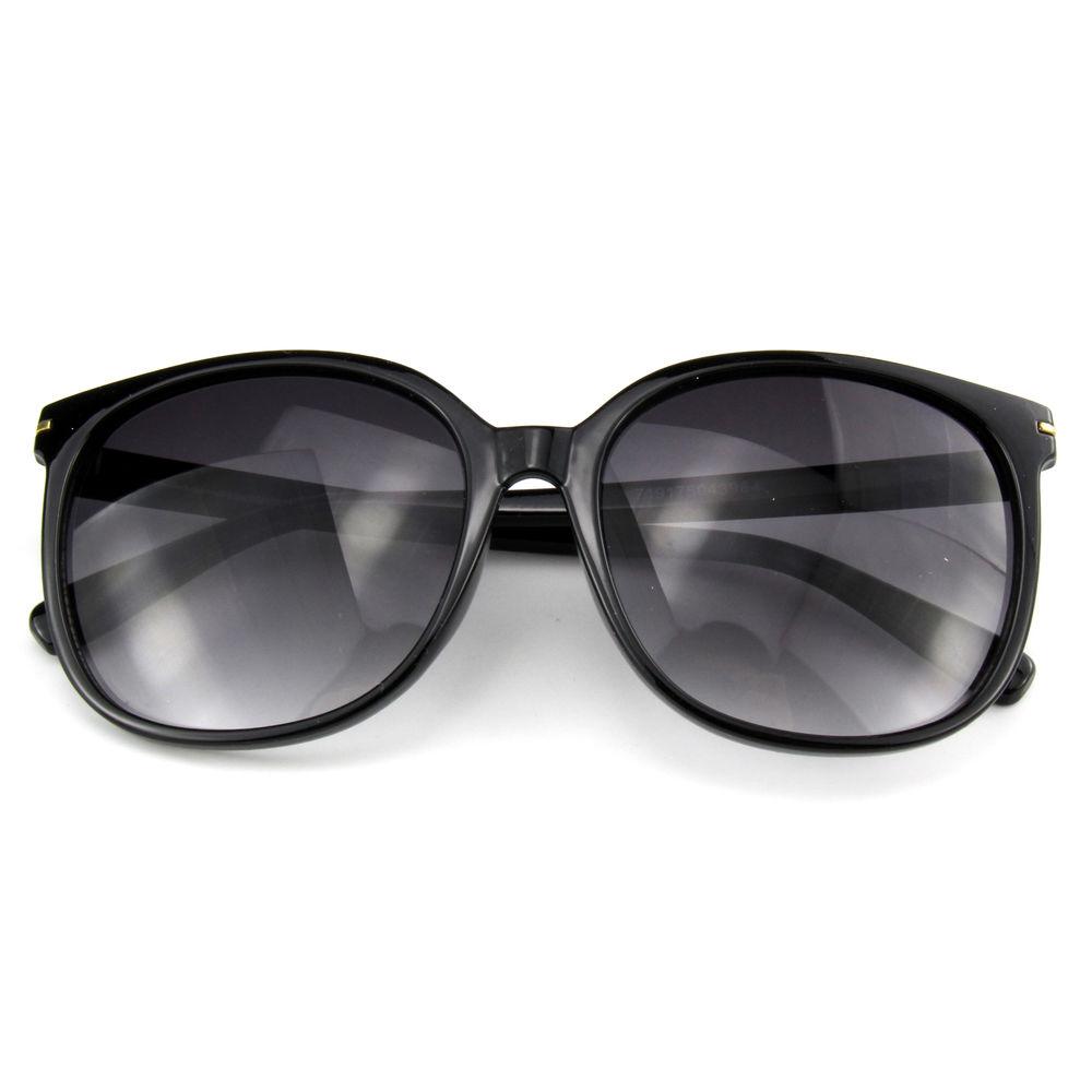 EUGENIA Best Selling Oversize Women Fashion Jelly Custom Logo Cheap Price Sunglasses